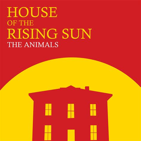 The Animals House Of The Rising Sun  House Plan 2017