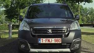 Peugeot Partner Tepee Outdoor : new peugeot partner tepee 2015 youtube ~ Gottalentnigeria.com Avis de Voitures