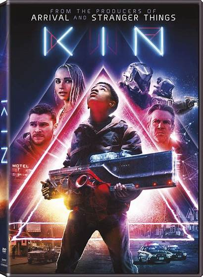 Kin Dvd Blu Ray Movies Film Poster