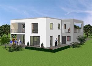 Häuser Im Bauhausstil : h user im bauhausstil gse haus gmbh ~ Watch28wear.com Haus und Dekorationen