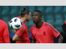 LaLiga Santander Real Madrid Vinicius will play for