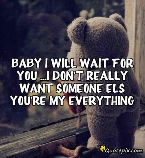 Baby You My Everything Quotes