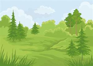 Pin Cartoon Jungle Background 03 Vector Free Download Cake ...