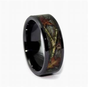 Collection Mens Firefighter Wedding Bands