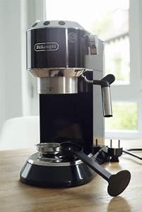Kaffeemaschine Mit Milchaufschäumer : de longhi espressomaschine kaffeemaschine mit milchaufsch umer in ostfildern kaffee ~ Eleganceandgraceweddings.com Haus und Dekorationen