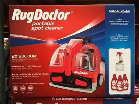 rug doctor spot cleaner black and decker purifry air fryer