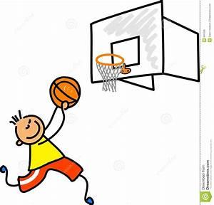 Basketball Kid Royalty Free Stock Photos - Image: 945328