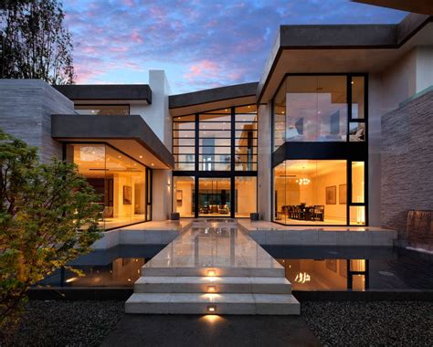 Modern Style Homes by How To Identify Modern Style Homes