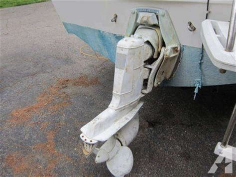 volvo penta  outdrive complete fits aq  sale