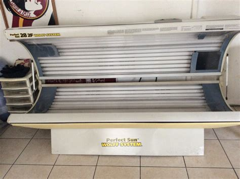 great tanning bed for sale sun wolff system
