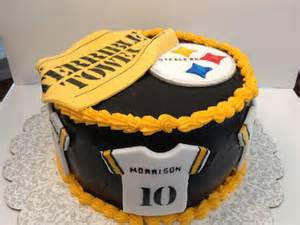 steelers birthday cake 17 best images about pittsburgh steelers cakes on