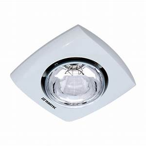 Bathroom heat lamps lighting and ceiling fans