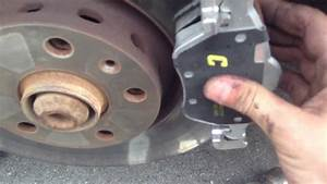 Longueur Audi A4 Break : brake pads disk caliper replace audi a4 2002 rus youtube ~ Medecine-chirurgie-esthetiques.com Avis de Voitures