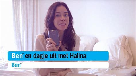 een dagje uit met halina youtube