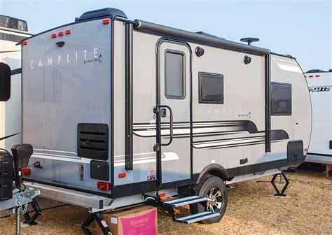 Camplite Cl16tbs Ultra Lightweight Travel Trailer