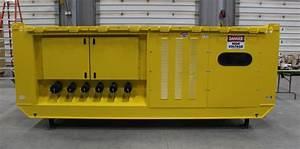 Reconditioned 500 Kva Mine Power Center