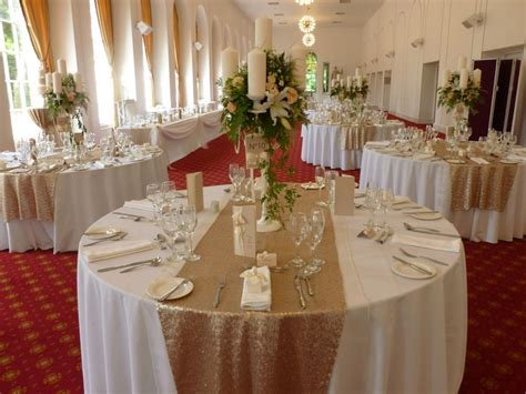 silver spandex chair sashes 57 best wedding table linens wales images on