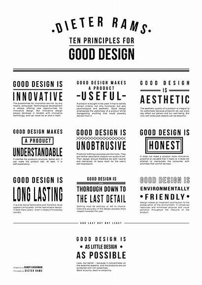 Principles Rams Dieter Poster Rules Web Google