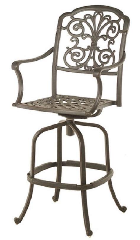 by hanamint luxury cast aluminum patio furniture