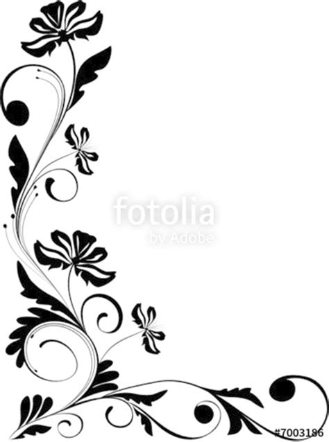10 gorgeous beadboard projects and designs page 11 of 11 quot floral corner vector quot im 225 genes de archivo y vectores Awesome