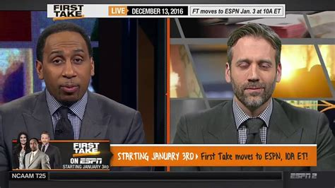 ESPN's First Take move is an attempt to destroy FS1