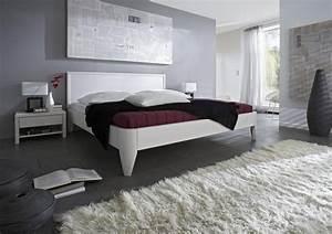 Doppelbett 200x200 Weiß : bett 200x200 beine 1 komforth he kopfteil 3 kiefer wei lackiert ~ Whattoseeinmadrid.com Haus und Dekorationen