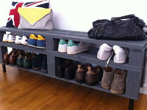 Rangement Chaussures à Prix Mini Ou à Faire Soimême