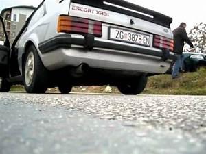 Ford Escort Xr3i : ford escort xr3i youtube ~ Melissatoandfro.com Idées de Décoration