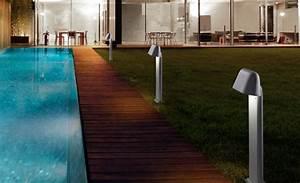 Eclairage Exterieur Piscine : eclairage ext rieur de vos espaces eclairage piscine ~ Premium-room.com Idées de Décoration