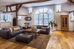 Einrichtungsideen Wohnzimmer Modern : wohnzimmer im landhausstil modern einrichten kreutz landhaus magazin ~ Markanthonyermac.com Haus und Dekorationen