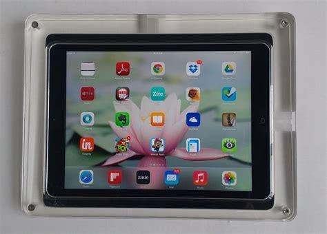 Apple Store Style Display Ipad Mini Security Acrylic Dock