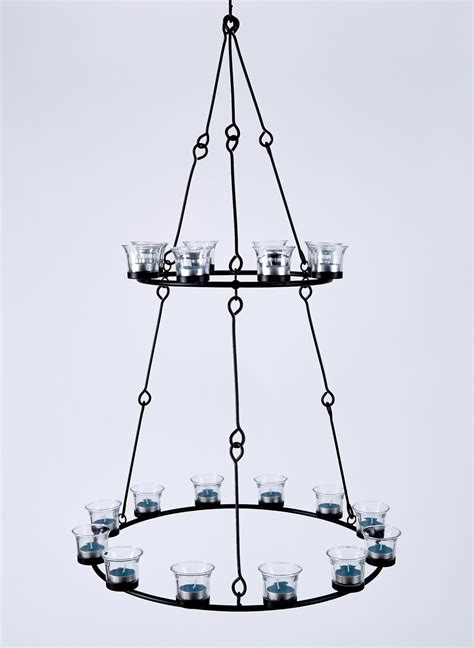 Bell Tent Chandelier by Tea Light Chandelier Tier By Bell Tent Boutique