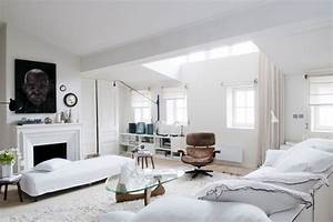 salon avec un canape blanc 12 idees deco dont s39inspirer With les styles de meubles anciens 4 les meilleurs styles de deco pour un salon trouver des