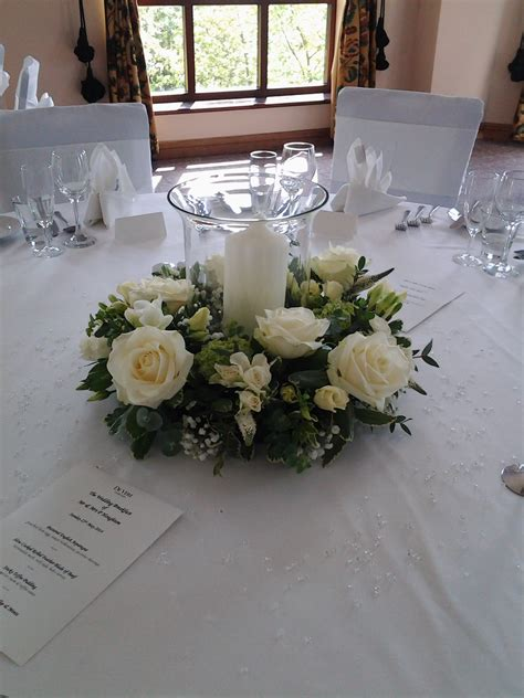 wedding reception table decoration   fresh