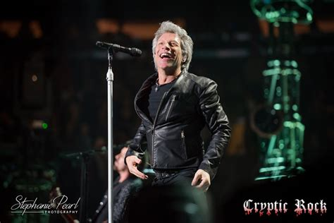 Bon Jovi Takes Over Madison Square Garden Nyc