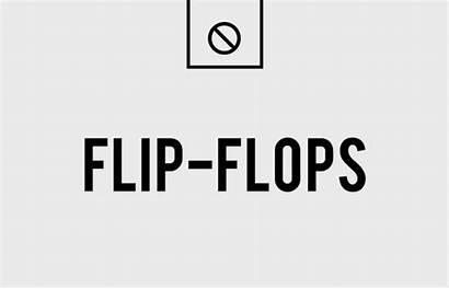 Never Should Wear Flops Flip Caught Stylish