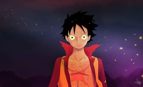 Wallpapers One Piece Luffy
