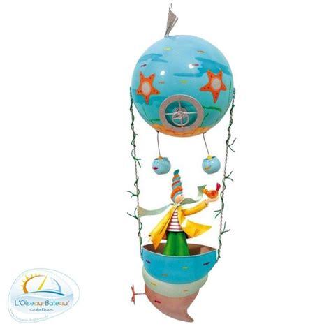 suspension chambre bébé suspension chambre bébé garçon coquillage l 39 oiseau bateau