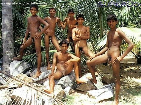 nude indian boys