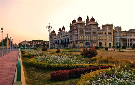 mysore palace hd wallpapers background images