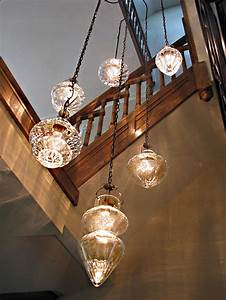 Long drop and high ceiling lighting ideas how to create