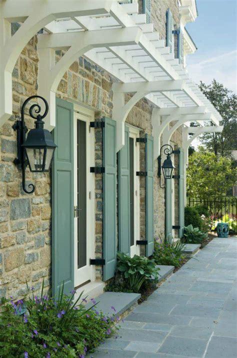 fresh summer   modern shutters