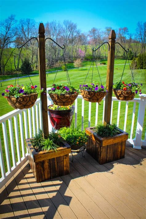 awesome diy ways    hanging gardens fabulous