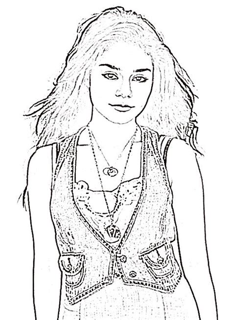 high school musical coloring pages  kids updated