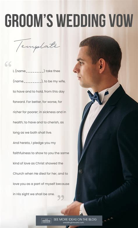 wedding vows     tips  writing