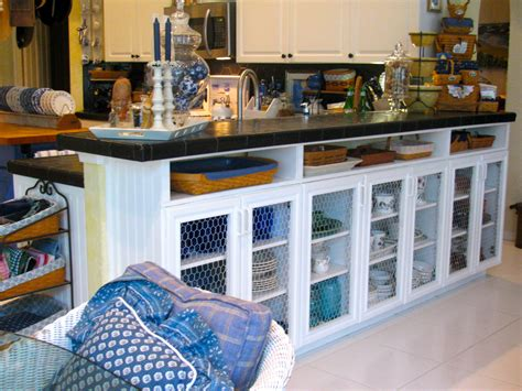 Kitchen Breakfast Bar Storage by Kitchen Cabinet Storage