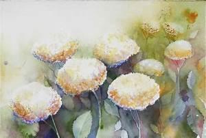 Aquarell Malen Blumen : blumen aquarell bilder aquarelle vom meer mehr von ~ Articles-book.com Haus und Dekorationen