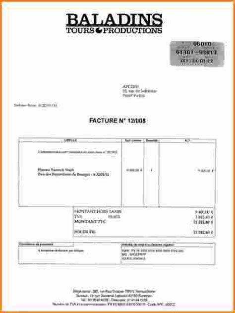 Attractif modele facture auto entrepreneur – 6 modele facture auto  LN87