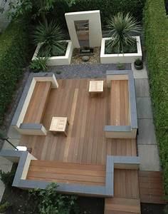 Gartengestaltung Mit Holz : moderne gartengestaltung mit holz 103 beispiele fr moderne gartengestaltung nowaday garden ~ One.caynefoto.club Haus und Dekorationen