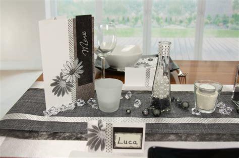 Schwarz Weiß Tischdeko by Tischdeko Schwarz Wei 223 Tischdekorationen Tm24